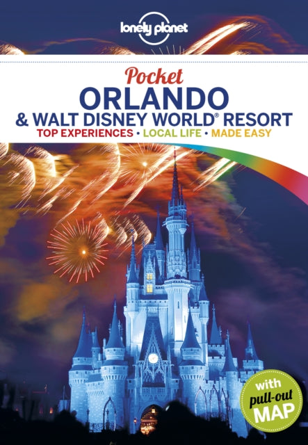 Lonely Planet Pocket Orlando & Walt Disney World (R) Resort-9781786572622