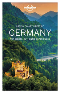 Lonely Planet Best of Germany-9781786573902