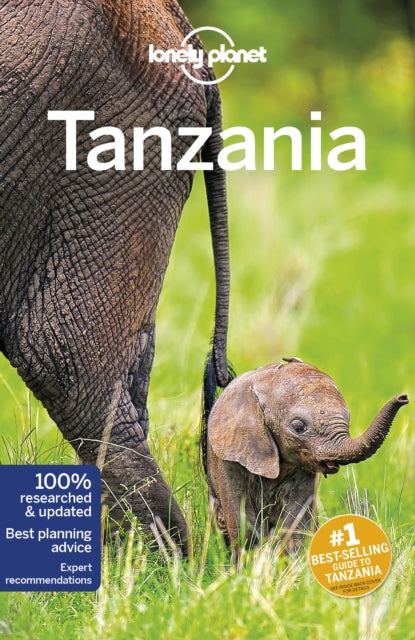 Lonely Planet Tanzania-9781786575623