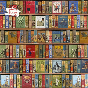 Adult Jigsaw Puzzle Bodleian Library: High Jinks Bookshelves : 1000-piece Jigsaw Puzzles-9781786646354