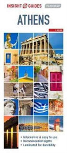 Insight Guides Flexi Map Athens-9781786718877