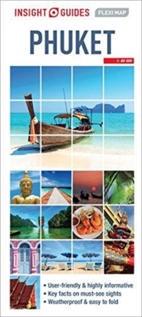 Insight Guides Flexi Map Phuket-9781786719348