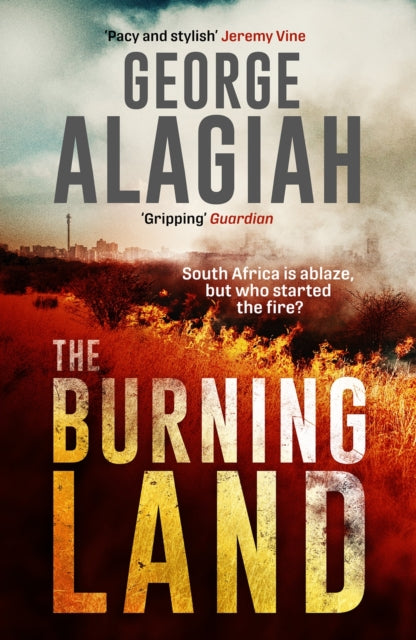 The Burning Land-9781786897947