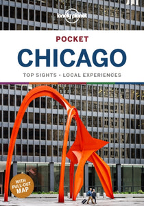 Lonely Planet Pocket Chicago-9781787014091