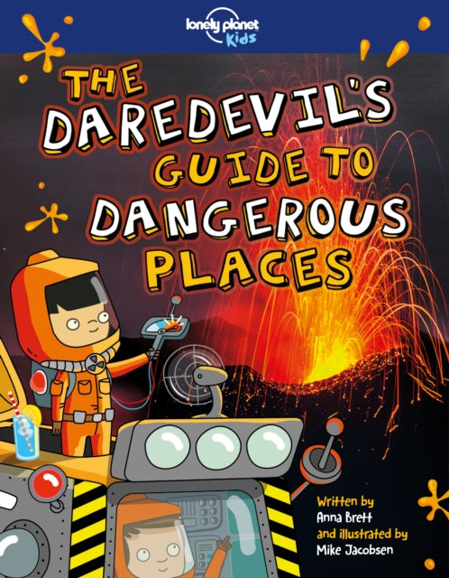 The Daredevil's Guide to Dangerous Places-9781787016941