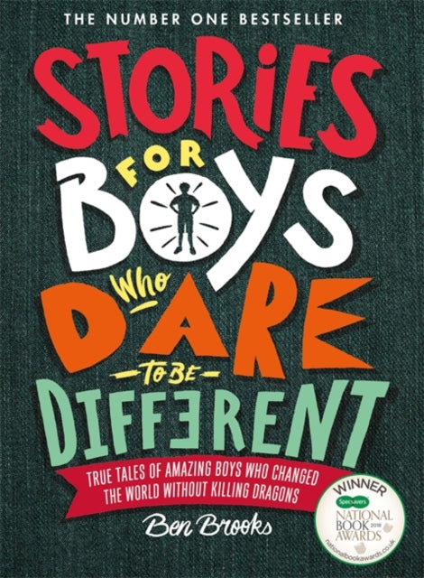 Stories for Boys Who Dare to be Different-9781787471986