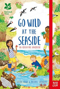 National Trust: Go Wild at the Seaside-9781788003322