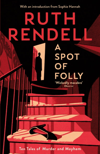 A Spot of Folly : Ten Tales of Murder and Mayhem-9781788160155