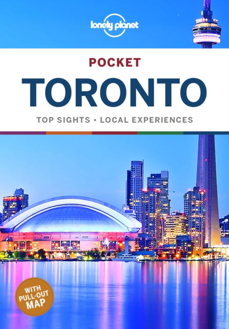 Lonely Planet Pocket Toronto-9781788683388