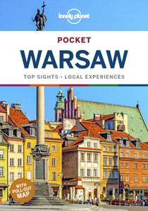 Lonely Planet Pocket Warsaw-9781788684675
