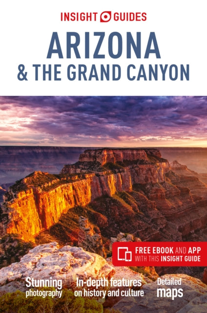 Insight Guides Arizona & the Grand Canyon-9781789197013