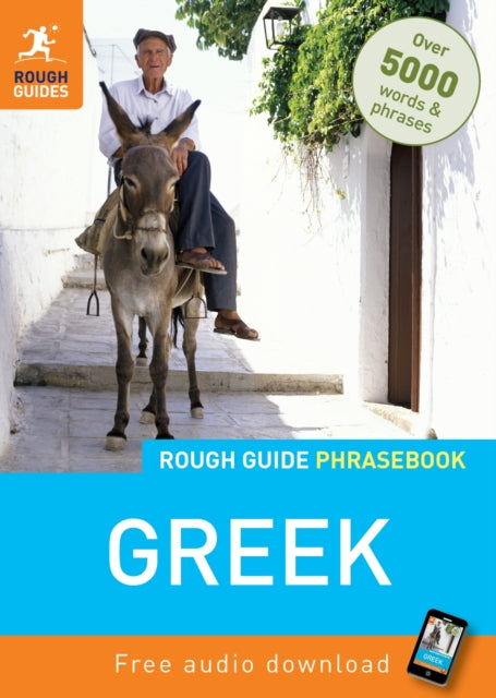 Rough Guide Phrasebook: Greek-9781848367418