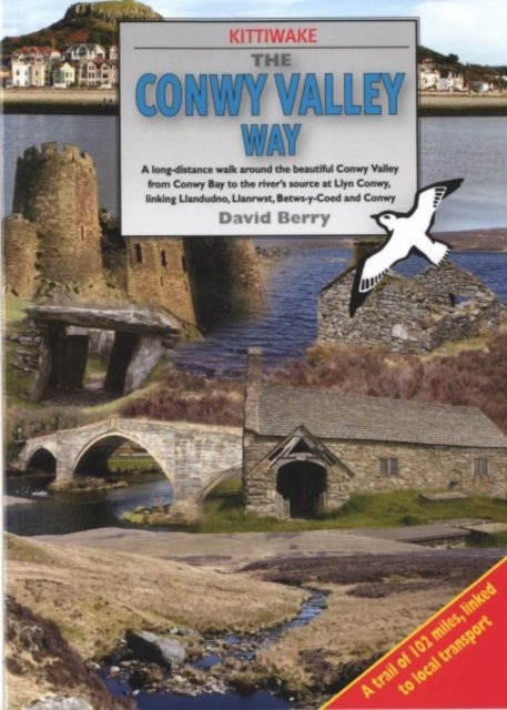 The Conwy Valley Way-9781902302461
