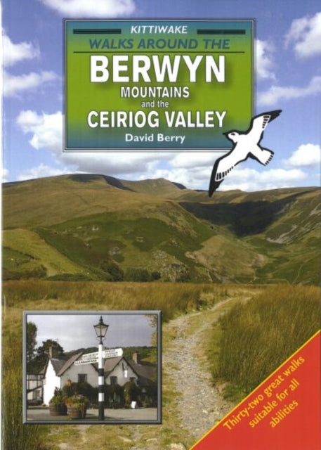 Walks Around the Berwyn Mountains and the Ceiriog Valley-9781902302621