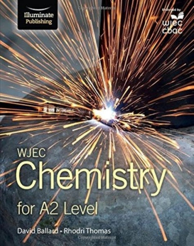 WJEC Chemistry for A2 : Student Book-9781908682550