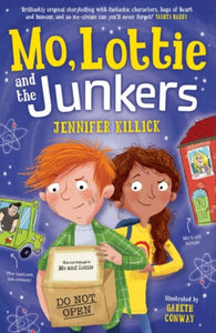 Mo, Lottie and the Junkers-9781910080924