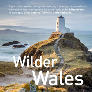 Wilder Wales Compact Edition-9781912213665