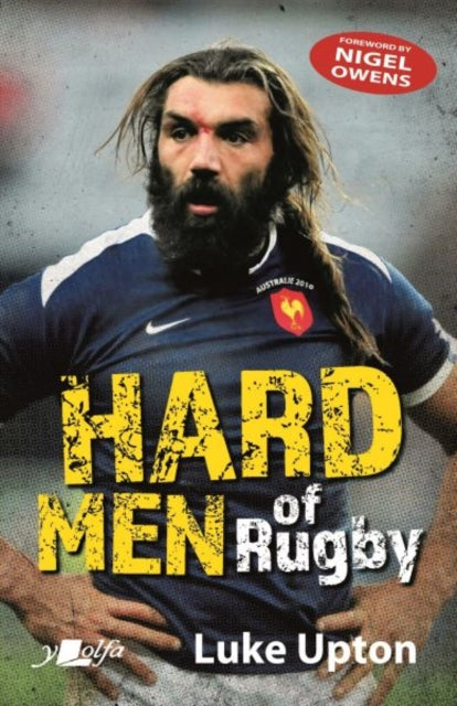 Hard Men of Rugby-9781912631285