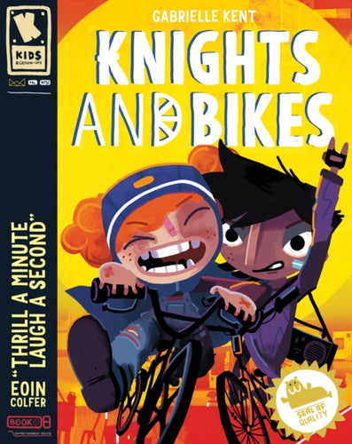 Knights and Bikes-9781999642501