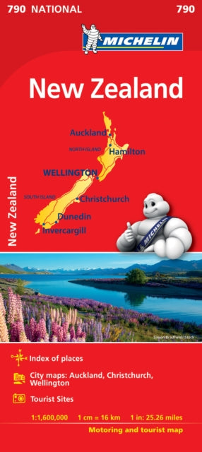 National Map New Zealand 790-9782067217201