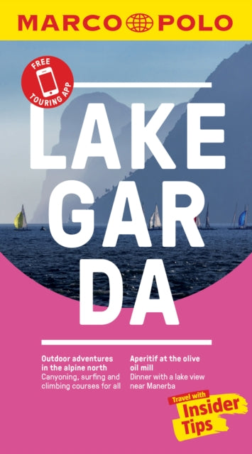 Lake Garda Marco Polo Pocket Travel Guide 2018 - with pull out map-9783829707718