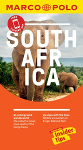South Africa Marco Polo Pocket Travel Guide 2018 - with pull out map-9783829707855