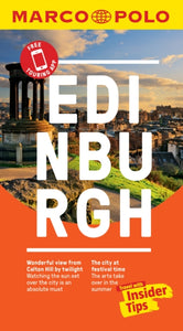 Edinburgh Marco Polo Pocket Travel Guide 2019 - with pull out map-9783829757577