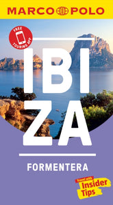 Ibiza Marco Polo Pocket Travel Guide 2019 - with pull out map-9783829757591