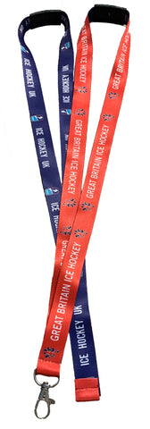 Great Britain Lanyard