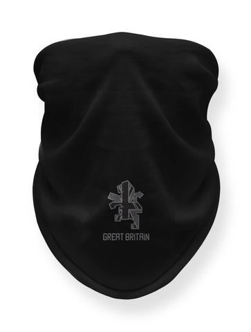 Great Britain Black Snood