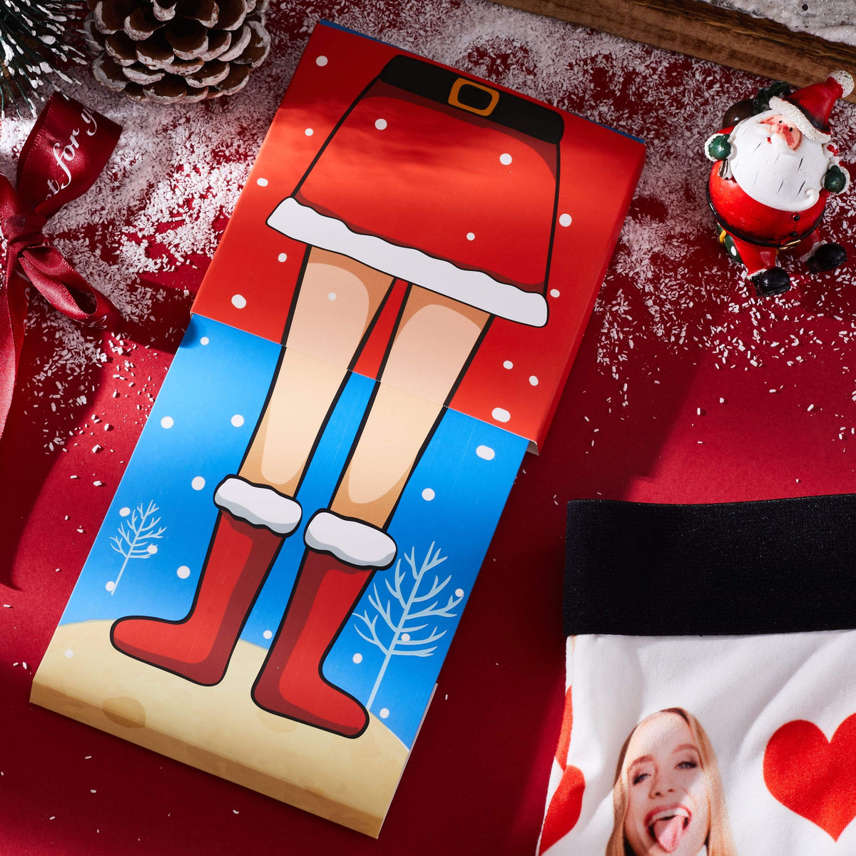 Christmas Package for Women's Panties