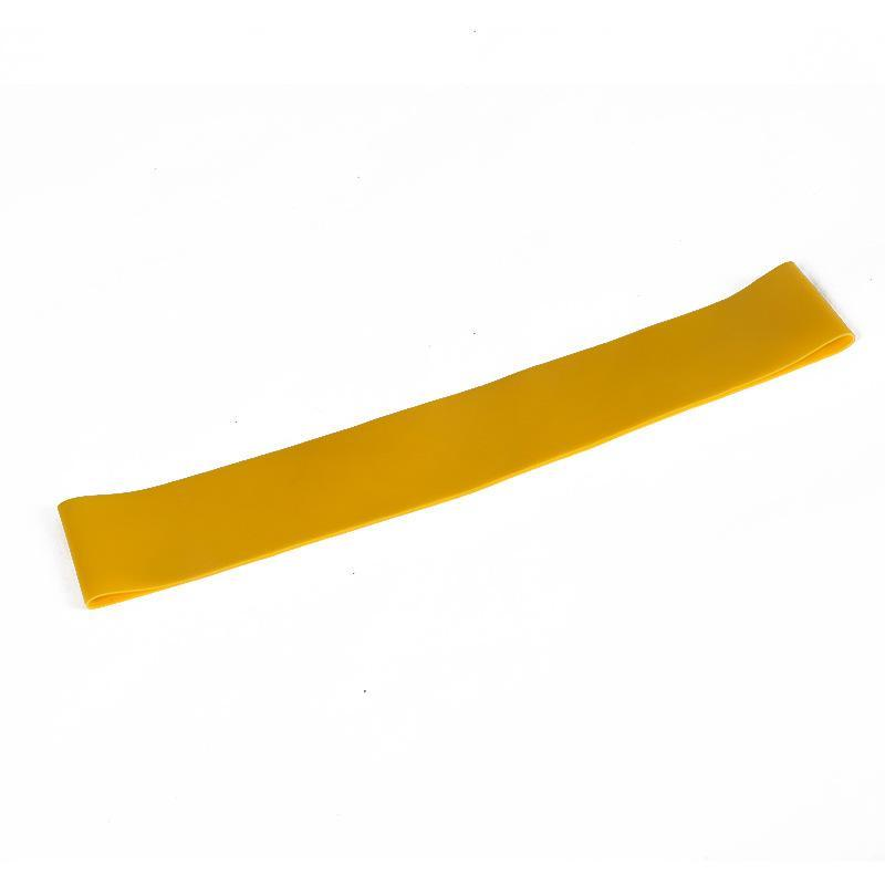 Yoga Fitness Equipment Strength Training Latex Resistance Band