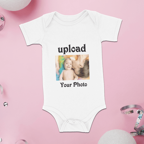 Custom Photo Create your own Bodysuits Baby Bodysuits Onesie