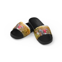 Custom Family Photo Women's Slide Sandal