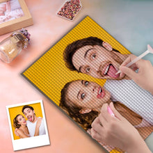 Custom Diamond Painting DIY Diamond Painting Kit Full Square Round Rhinestone Unique Gifts 20*30cm - Love Moments