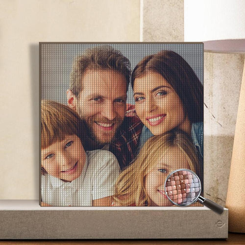 5D Custom Diamond Painting DIY Diamond Painting Kit Full Square Round Rhinestone Unique Gifts 30*30cm