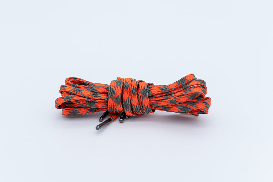 Orange Yakoda Supply Guide Laces