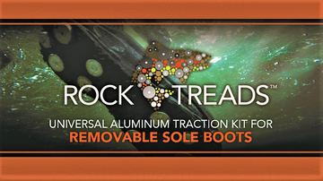 Top of Rock Treads Packaging