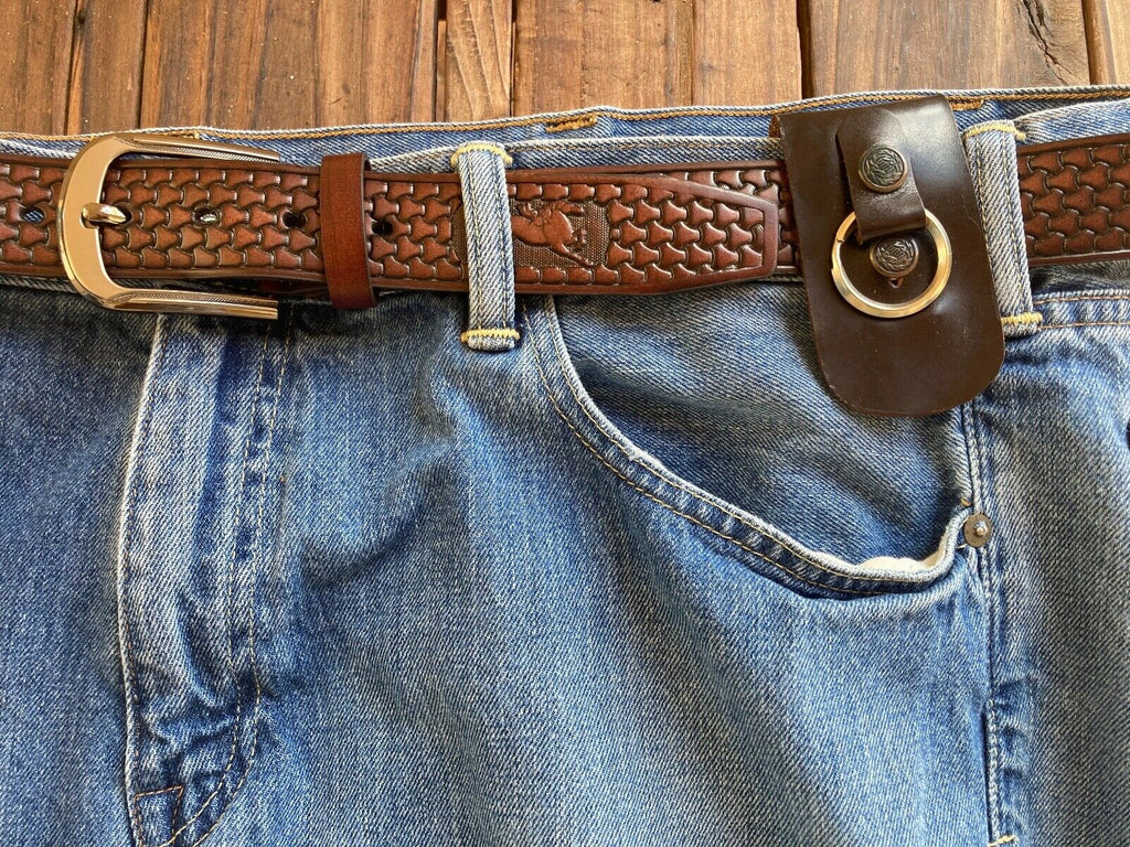 Alfonsos Brown Leather IWB Holster for Small .22 .25 Auto Colt Beretta 21A 950..