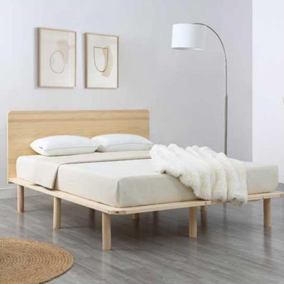 Natural Bed Frame