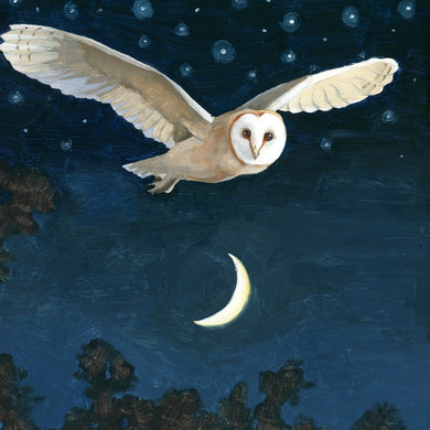 Over the Moon (Owl)