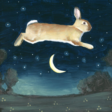 Over the Moon (Rabbit)