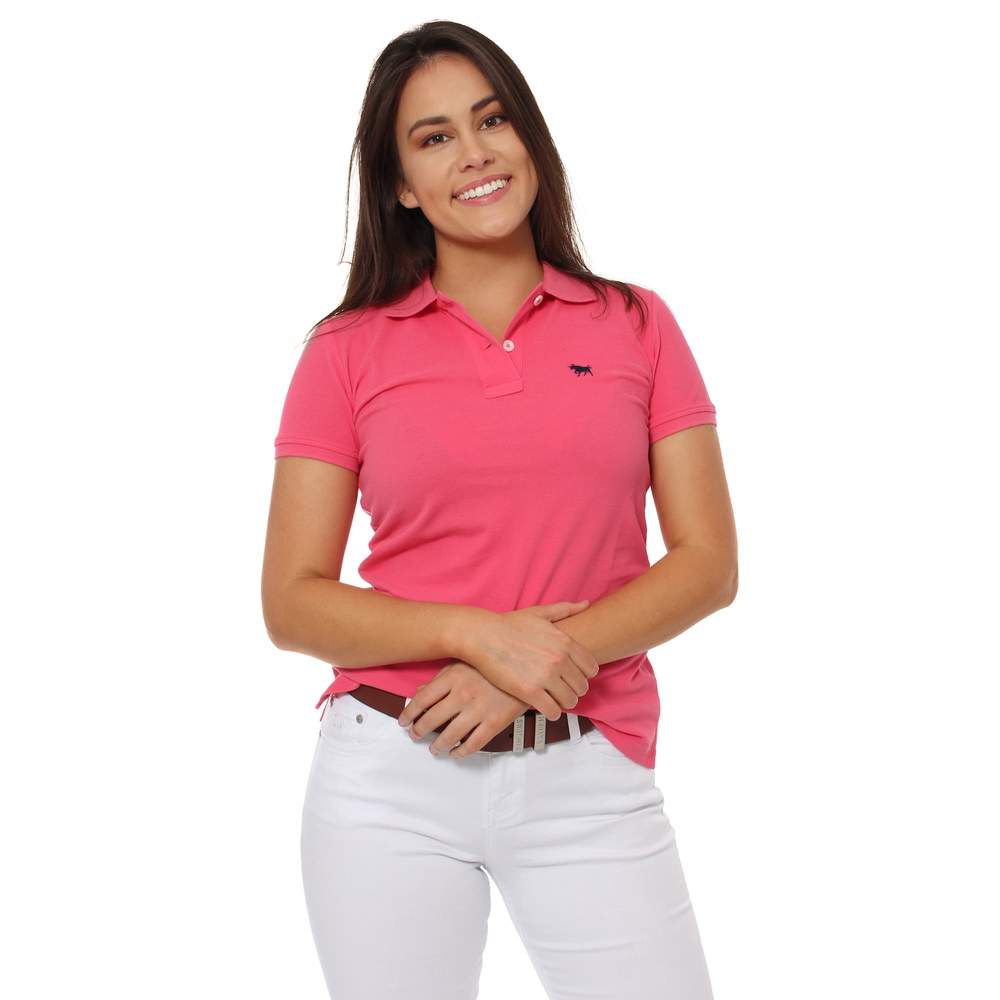 Ringers western | Classic Womens Polo Shirt Melon