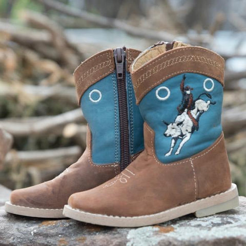 Colt | Bucking Bull Toddler Boots