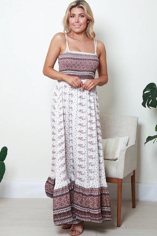 Paola Slip Maxi Dress