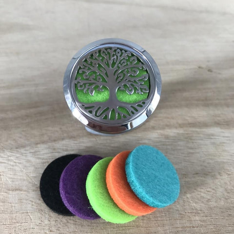 Aroma Car Diffuser- Tree of Life