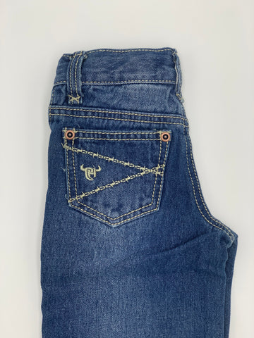 Toddler | Logo Barbwire Jean