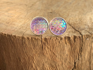 Indigo Isla Designs | Mermaid Silver Rainbow