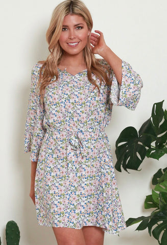 Brandi Tunic Mini Dress
