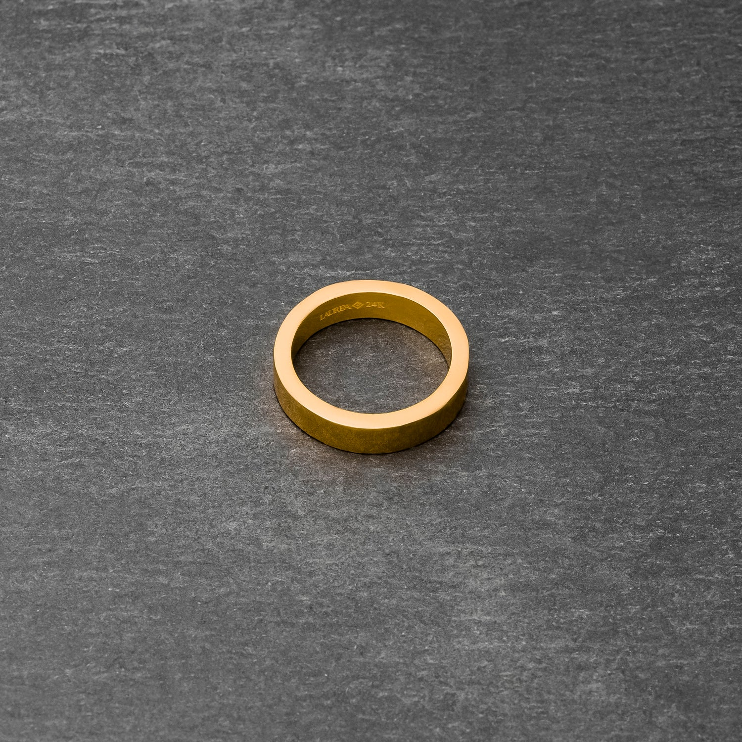 Flat Band Ring (5mm)